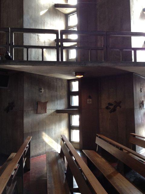 聖アンセルモ目黒教会│レーモンドの教会建築 その2_b0274159_23133651.jpg