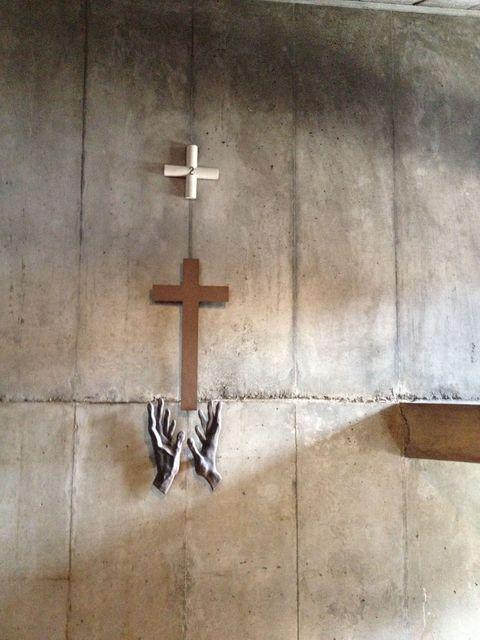 聖アンセルモ目黒教会│レーモンドの教会建築 その2_b0274159_2314439.jpg