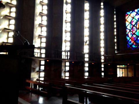 聖アンセルモ目黒教会│レーモンドの教会建築 その2_b0274159_23542922.jpg