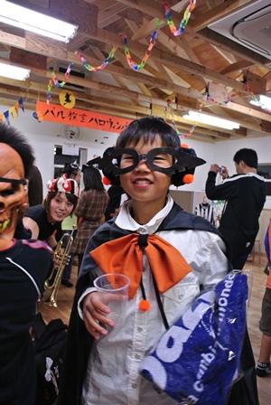 ハロウィンパーティー その2_a0239665_132065.jpg