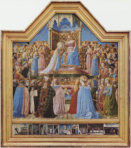 01/11/2012 諸聖人の日とフラ・アンジェリコ_a0136671_21401764.jpg