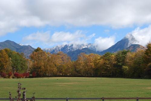 秋晴れの八ヶ岳_d0091671_13234121.jpg