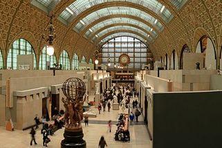 印象派絵画、印象派JAZZ ~オルセー美術館展をみて~ _b0102572_232987.jpg