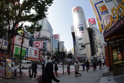 11月1日(木)今日の渋谷109前交差点_b0056983_137476.jpg