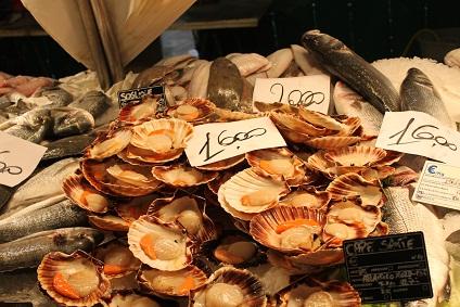 ベネチア 早朝の市場で☆_a0154793_19183831.jpg