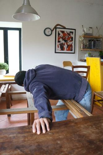 テーブルの思い出_f0106597_3374789.jpg
