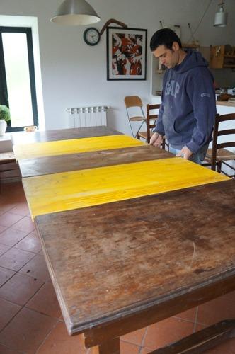 テーブルの思い出_f0106597_3384461.jpg