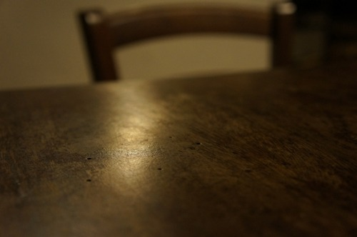 テーブルの思い出_f0106597_3404281.jpg