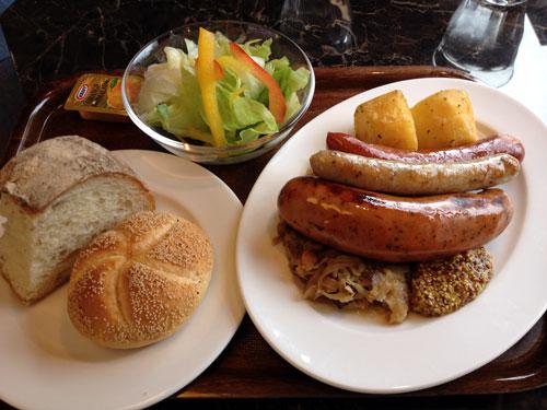ドルトムント電車のレストラン in Hiroshima_a0047200_16301528.jpg