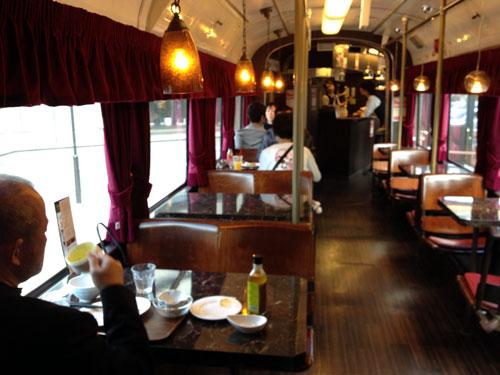 ドルトムント電車のレストラン in Hiroshima_a0047200_16301785.jpg