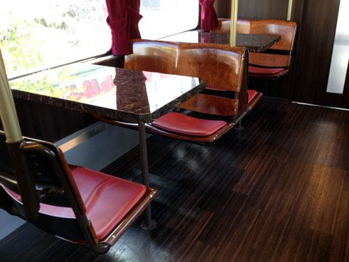 ドルトムント電車のレストラン in Hiroshima_a0047200_16301987.jpg