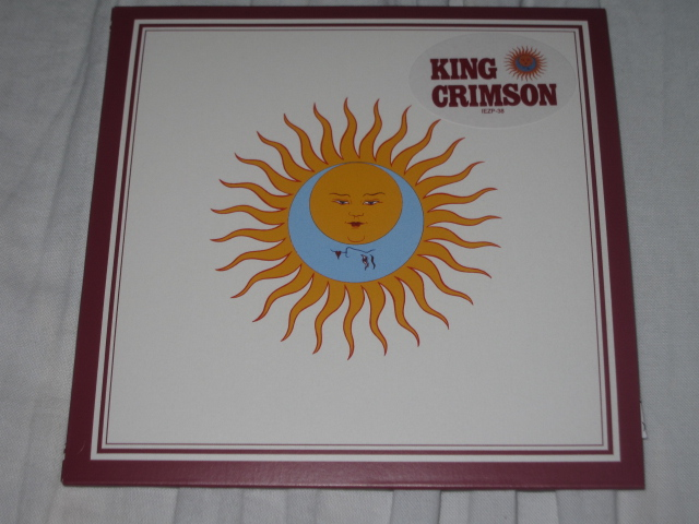 KING CRIMSON / LARK\'S TONGUES IN ASPIC (40周年記念紙ジャケ)_b0042308_19031.jpg