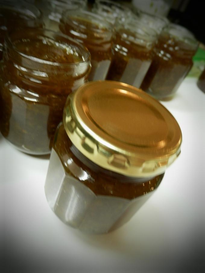 2012自然農「柚子jam」作り☆_a0125419_8272474.jpg