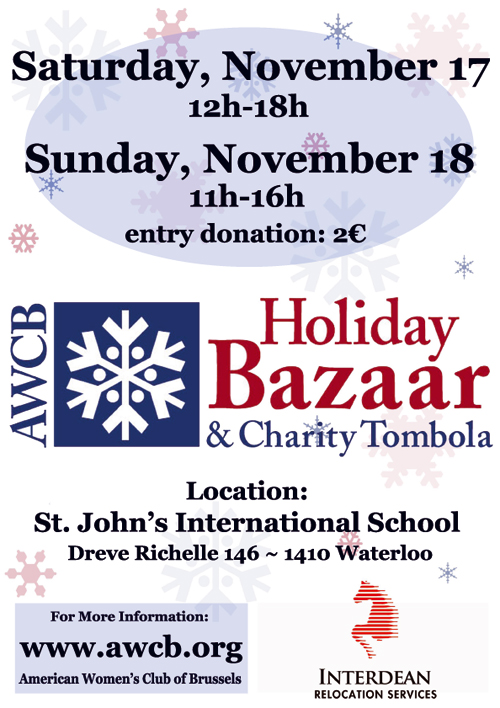 17th and 18th November Holiday Bazaar at St. John\'s International School in Waterloo_d0219123_7244663.jpg