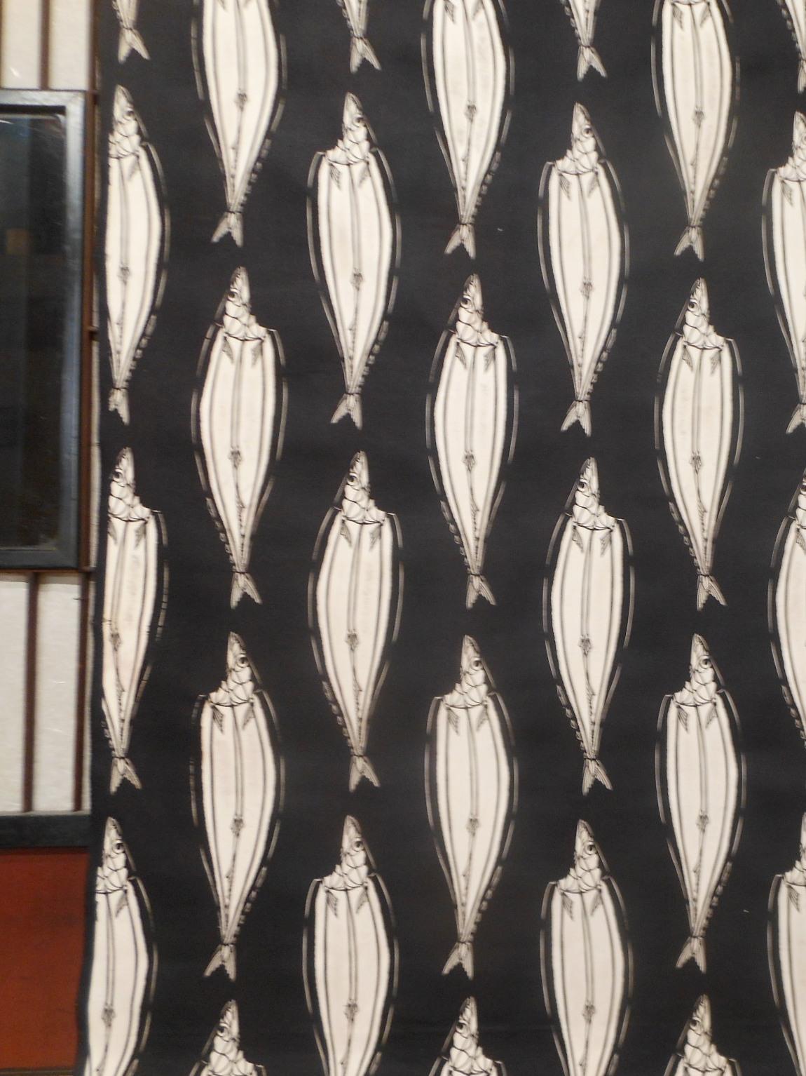 1855) 「工藤ユウ 型染作品展 『干物展』」 g.犬養 終了10月24日(水)~10月29日(月)  _f0126829_221657.jpg