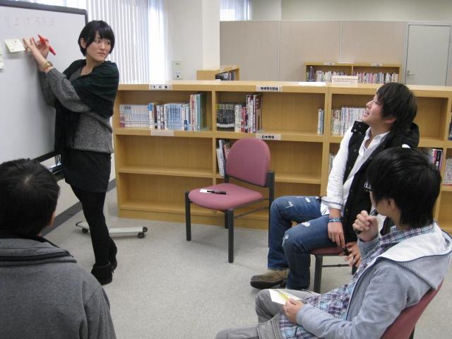 後期授業において、林炳大さんに「まちづくりワークショップ」を行っていただきました。_c0167632_12325861.jpg