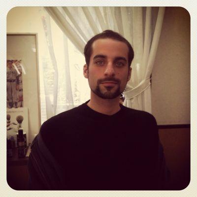 beard style vo.8 『フレンチスタイル…という訳でもない』_e0100332_11521591.jpg