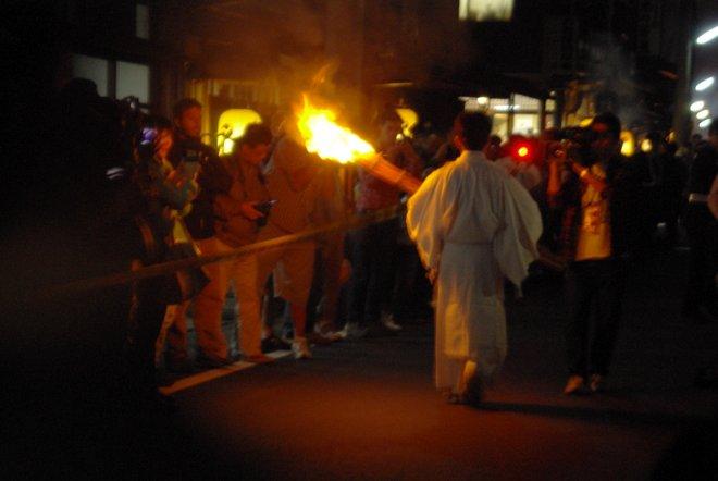 鞍馬 火祭りへ_e0171336_146924.jpg