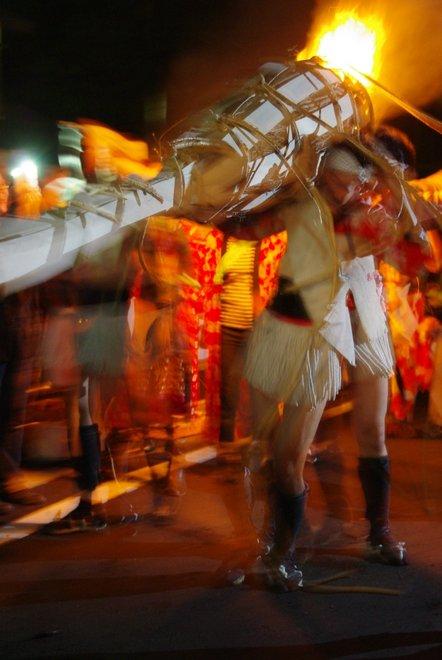 鞍馬 火祭りへ_e0171336_1532498.jpg