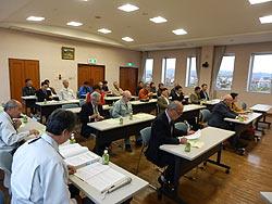 農業振興公社の臨時総会が開催されました。_d0247345_1717392.jpg
