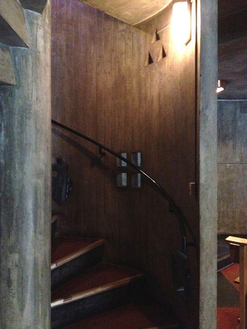 聖アンセルモ目黒教会│レーモンドの教会建築 その2_b0274159_017143.jpg