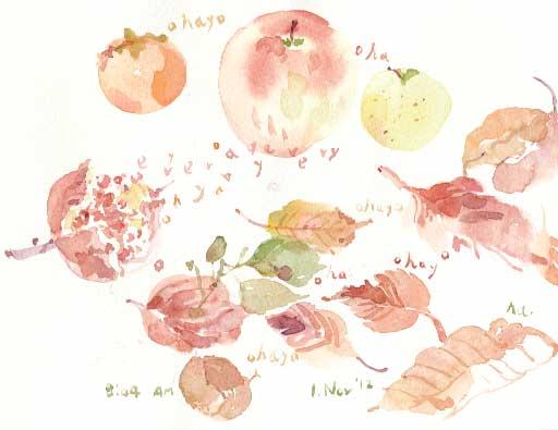 秋を愉しむ 11_d0115092_13242695.jpg