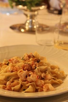 ヴェネチアの魚料理☆_a0154793_1147087.jpg