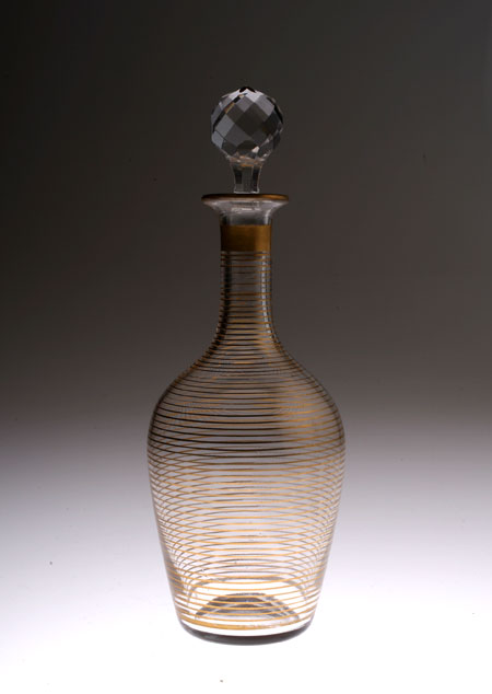 "Baccarat ""Gold Line\"" Decanter_c0108595_2543038.jpg"