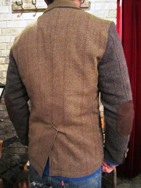 "AmanjaKania ""Old Farmer Jacket\"" ご紹介_f0191324_9554153.jpg"