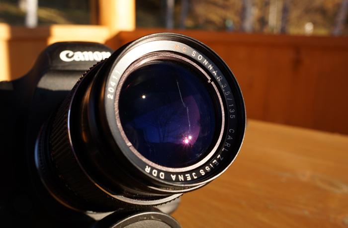 【NEX-7】真打ち登場 Carl Zeiss Sonnar 24mm 1.8 & Jena Sonnar 135 3.5_c0035245_23274983.jpg