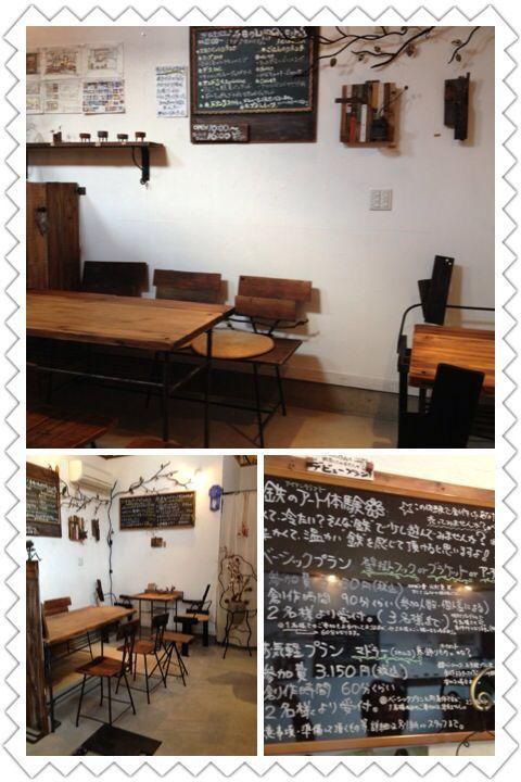 鐵屋+Cafe (くろがねや プラスカフェ)_e0292546_23202345.jpg