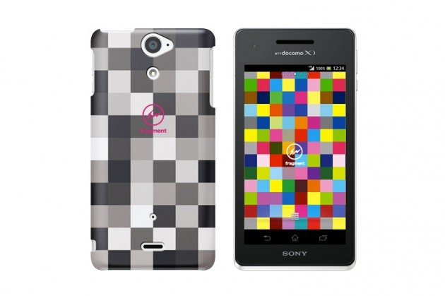 Sony xperia smartphone covers by sophnet fragment-design neighborhood_a0118453_19594284.jpg