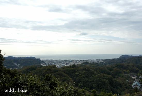 hiking in Kamakura Alps  鎌倉アルプス ハイキング_e0253364_18423050.jpg