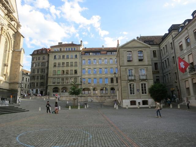 ジュネーブの旧市街2_e0233674_1739409.jpg
