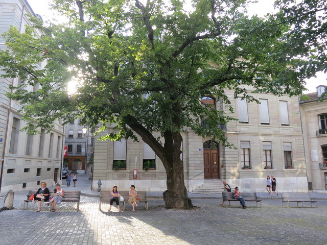 ジュネーブの旧市街2_e0233674_17402979.jpg
