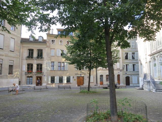 ジュネーブの旧市街2_e0233674_17405649.jpg