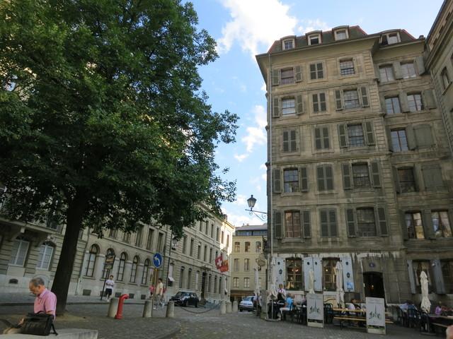 ジュネーブの旧市街2_e0233674_17432799.jpg