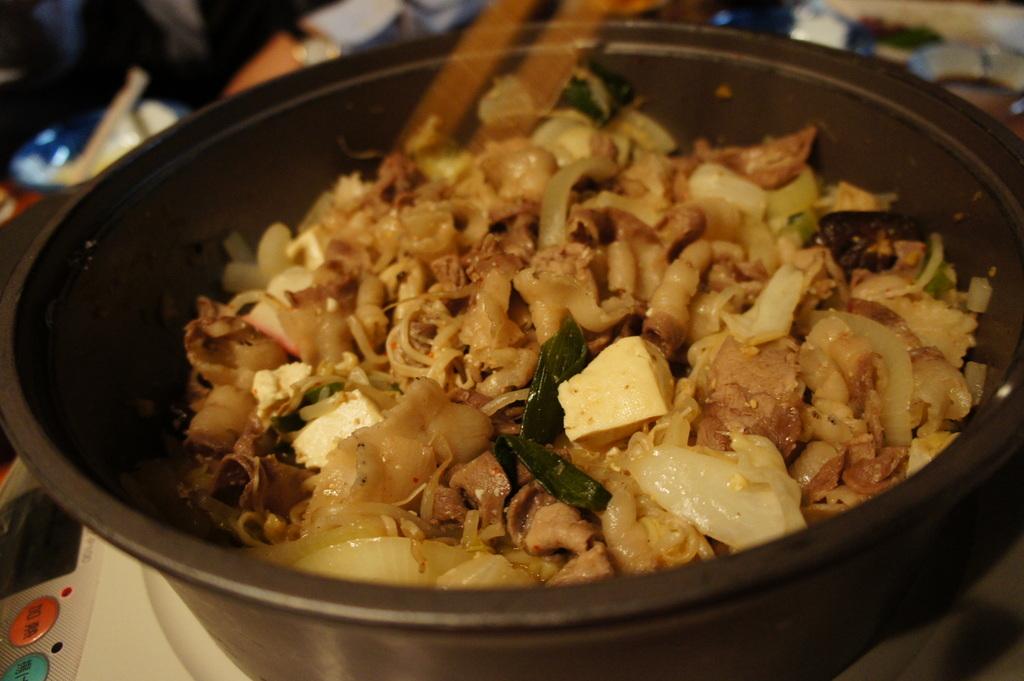 美味しい津和野、イノシシの「げんごろう」_c0180686_864247.jpg
