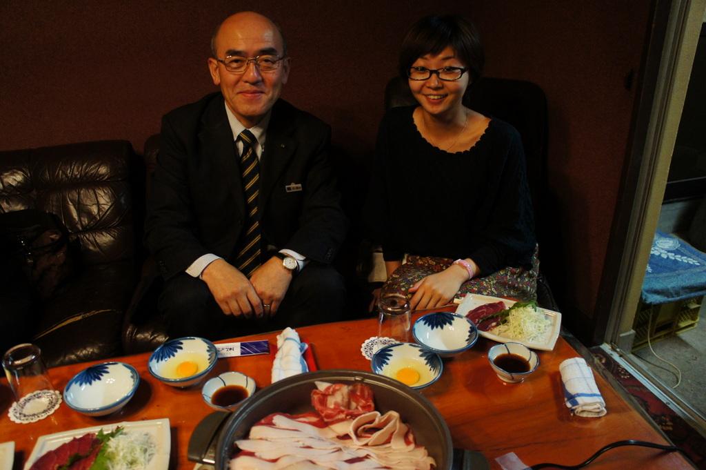 美味しい津和野、イノシシの「げんごろう」_c0180686_88950.jpg