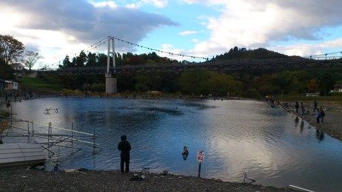 ルアーに釣られて in 川場FP : KATZ 村