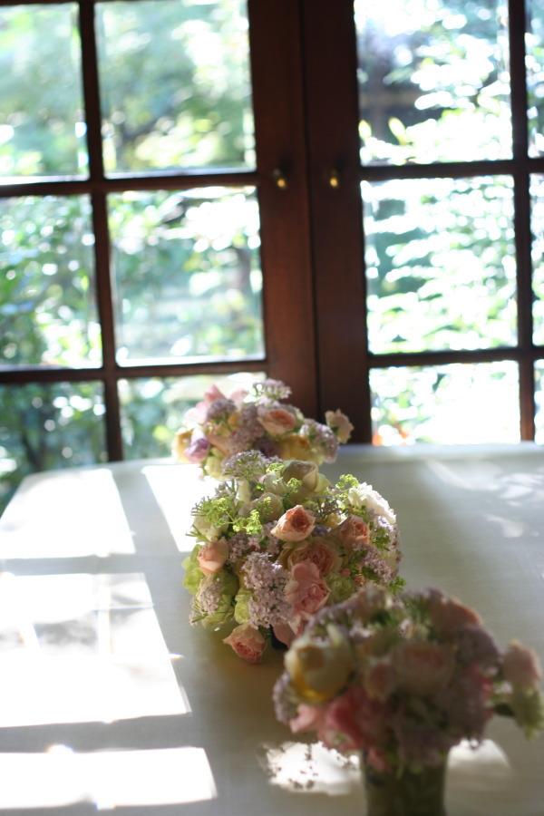 秋のうた 桜小町 シェ松尾松濤レストラン様へ_a0042928_18193586.jpg