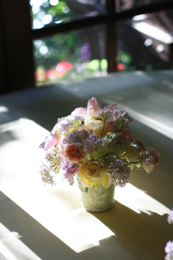 秋のうた 桜小町 シェ松尾松濤レストラン様へ_a0042928_18223639.jpg