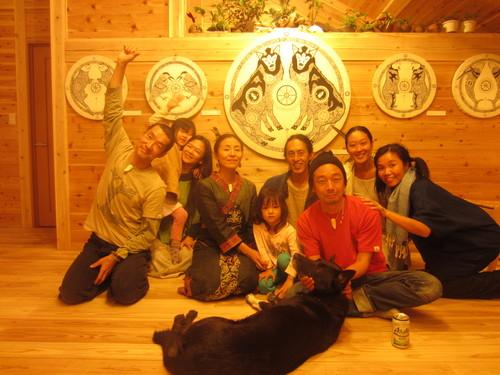 ∀KIKO  RED DATA ANIMALS ARTSHOW @六角堂_b0160957_13591584.jpg