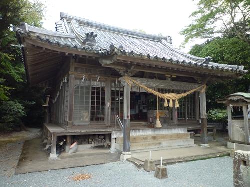 永尾剱神社(4)ザビエルの前に筑紫に入っていた聖母マリアの信仰_c0222861_0553217.jpg