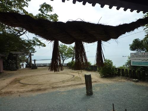 永尾剱神社(4)ザビエルの前に筑紫に入っていた聖母マリアの信仰_c0222861_055471.jpg