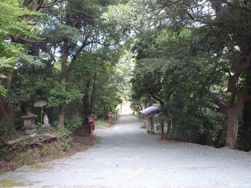 永尾剱神社(4)ザビエルの前に筑紫に入っていた聖母マリアの信仰_c0222861_056158.jpg