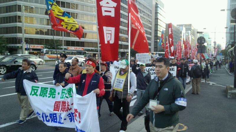 11・4労働者集会デモ_a0238678_193988.jpg