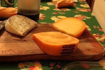 ヴェネチアの家庭料理① イカの墨煮など☆_a0154793_0172061.jpg