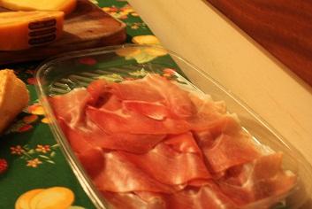 ヴェネチアの家庭料理① イカの墨煮など☆_a0154793_0175243.jpg