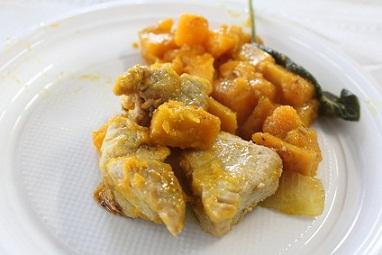 ヴェネチアの家庭料理② ラディッキオのリゾットなど☆_a0154793_14232075.jpg